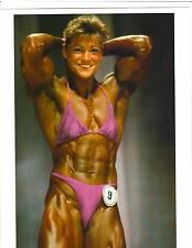 LAURA BINETTI Female  Bodybuilding Muscle Photo Color