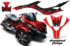 AMR DECAL KIT GRAPHICS CAN AM BRP CANAM SPYDER PART DFR