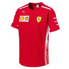 Magliette da uomo rossi Ferrari taglia XXL