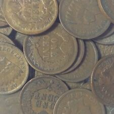 10 Indian Pennies 1899, 1900, 1902,1903,1904,1905,1906.1907,1908,1909 & a Gift