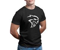 Dodge Hellcat Black Men's T-Shirt.