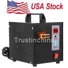 Hand-held Pulse Spot Welder Machine Welding for Mobile phone Battery Pack 110V