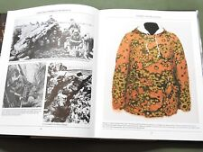 """""""CAMOUFLAGE UNIFORMS OF THE WAFFEN-SS"""" GERMAN WW2 CAMO SMOCK CAP REFERENCE BOOK"""
