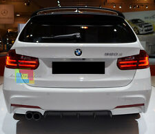 ALETTONE SUL TETTO BMW SERIE 3 F31 TOURING 2011+ SPOILER POSTERIORE LOOK M