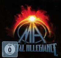 Metal Allegiance von Metal Allegiance (2015) CD + DVD NEU / VERSIEGELT /  SEALED