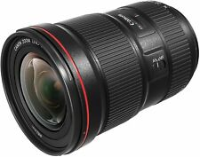 CANON EF 16-35MM F/2.8L III USM ULTRA WIDE ANGLE ZOOM LENS.  2 YEARS WARRANTY