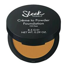 NEW Sleek Creme To Powder Foundation SHADES - {C2P11 Caramel}