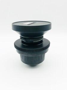 Carl Zeiss Arriflex Planar 1:2 f=50mm Cinematic Lens. Germany. PL Mount