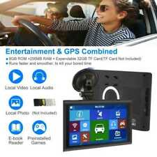 "5""/7""/9"" GPS Navigation 8GB 256MB RAM Car Truck Touch Screen Navigator+Free Map"