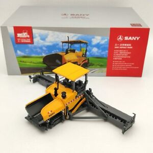 1/50 SANY ASPHALT-PAVER Engineering Vehicle Diecast Models Limited Collection