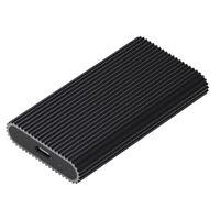 USB 3.1 to MSATA SSD Box Protable MIni Enclosure External Solid State Drive Case