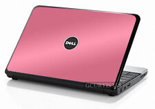 PINK Vinyl Lid Skin Cover Decal fits Dell Inspiron Mini 10 Netbook