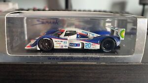1/43 Spark Dyson Mazda Lola B09/86 Laguna Seca 2009 ALMS IMSA (READ DESCRIPTION)