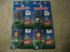 BARRY SANDERS DAN MARINO STEVE YOUNG EMMITT SMITH NFL HEADLINERS 1996 MIB COOL