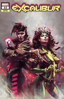 🚨💥 EXCALIBUR #12 MARCO MASTRAZZO Exclusive Trade Dress Variant Gambit X-Men NM