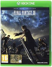 Final Fantasy XV 15 Day 1 Edition Xbox One Square Enix