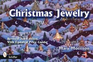 Vintage Christmas Costume Jewelry Guide 3rd Ed