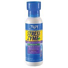 API Stress Zyme 118ml Bacteria Aquarium Starter