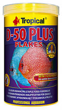 Tropical D-50 PLUS mit Beta-Gucan 1000 ml / 1 Liter