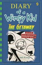 Diary of a Wimpy Kid : The Getaway Book 12 by Jeff Kinney (2017, Paperback)