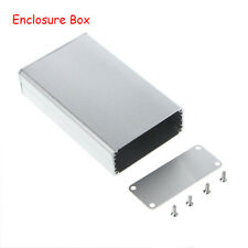 80x50x20mm Aluminum Enclosure Box PCB Instrument Electronic Project Case  BB