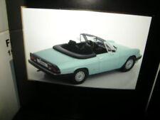 1:18 KK-Modell Alfa Romeo Spider 3 Serie 1 1983-1986 hellblau/light blue in OVP