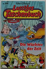 Walt Disney LTB Nr. 208 - Die Wächter der Zeit / Lustiges Taschenbuch
