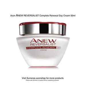 Avon Anew Reversalist Cream 40 + Anti Ageing 50ml Day & Night Available Free P&P