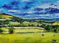 ORIGINAL Yorkshire Painting  - British Handmade Art Original Presale