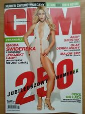 CKM (FHM) Poland, 6/2019, June 2019 MAGDA SWIDERSKA  on front cover in.Rammstein