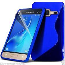 Fundas Para Samsung Galaxy J5 color principal azul para teléfonos móviles y PDAs