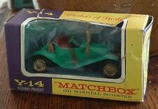 Matchbox Models of Yesteryear,  Y 14 1911 Maxwell Roadster