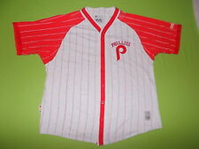 Jersey PHILADELPHIA PHILLIES (XL) MIRAGE Cooperstown Collection 20 VERY GOOD MLB
