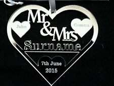 keepsake gift for the bride and groom personalised
