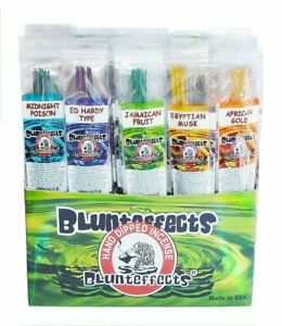 """BluntEffects Blunt Effects 11"""" Incense Sticks, ASSORTED 1-Packs to 12-Packs"""