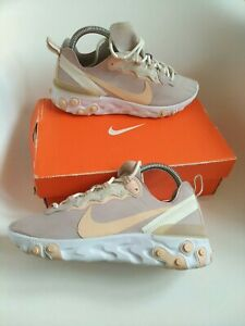 Nike air max react women's Trainers Size 4.5 authentic 100%