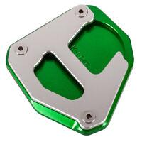 Alluminio Piastra di prolunga del cavalletto laterale Base Allargata per KLR650