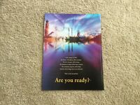Vintage Universal Studios Florida Islands of Adventure Preview Pull Out 1999