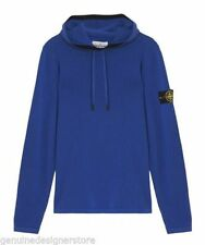 Stone Island Hooded Patternless Jumpers & Cardigans for Men