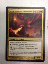 magic SIGNORE SUPREMO DEI NIBBI INFERNALI - HELLKITE OVERLORD Magic ALA Mint