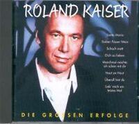 Roland Kaiser Die grossen Erfolge (compilation, 1996) [CD]