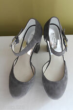 NEW! Michael Kors Haven Suede Leather Mary Jane Platform Heels Pumps 10 M $215