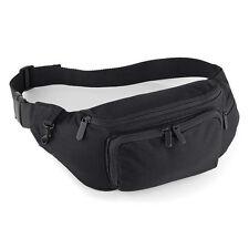 Quadra Belt Bag Bum Bag Money Waist Pack - 2 Colours (QD12)