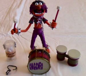 """The Muppet Show - ANIMAL 2004 Palisades OMGCNFO 6"""" Exclusive figure"""