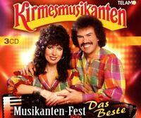 MUSIKANTEN-FEST-DAS BESTE  3 CD NEU