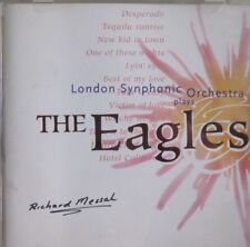 LONDON SYNPHONIC ORCHESTRA - PLAYS THE EAGLES - CD