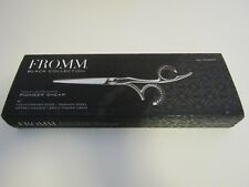 "Fromm Black Collection 6"" Pioneer Shear #FCS001 Made in Germany NIB"