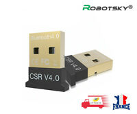 USB Bluetooth V4.0 CSR 4.0 Wireless Mini Dongle Adapter Pour Win7 8 10 PC Laptot
