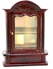 EARLY Bespaq SIDEBOARD CABINET Mahogany Miniature Dollhouse furniture 1:12 #3405