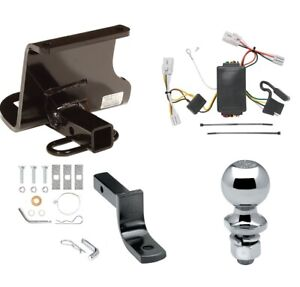 """Trailer Tow Hitch For 04-11 Aveo 5 Dr. Hatchback 09 G3 Complete Package 2"""" Ball"""